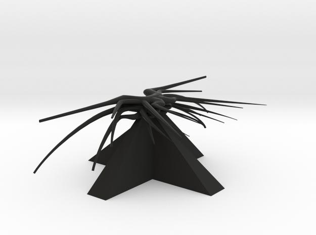 Shadows - Battlecrab (4.356 x / 6.82 y / 2. in Black Natural Versatile Plastic
