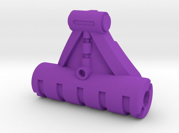 Bozok Extension in Purple Processed Versatile Plastic
