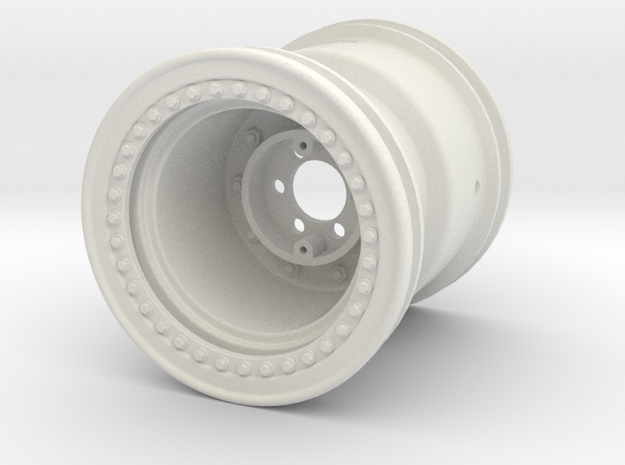 2.2-inch Monster Jam Style Wheel