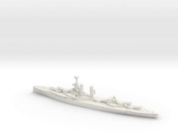 HMS iron duke 1//1800 in White Natural Versatile Plastic