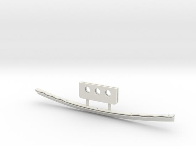 Flap Gurney Kit (1 Flap LMR & Yokomo Wings) in White Strong & Flexible