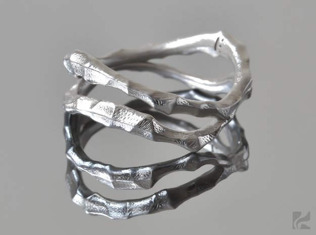 Dual Voronoi Ring