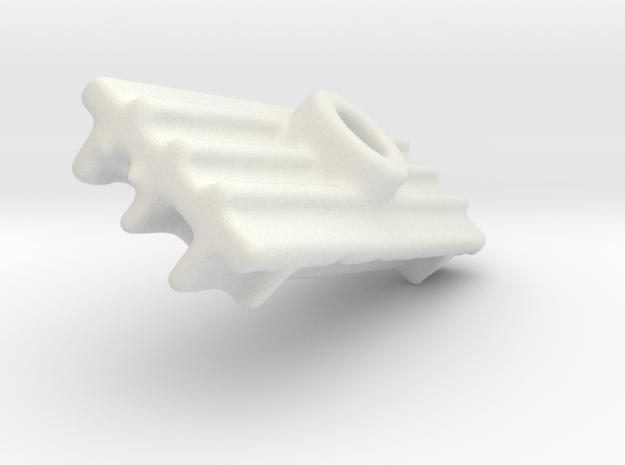 DBRACKET in White Strong & Flexible