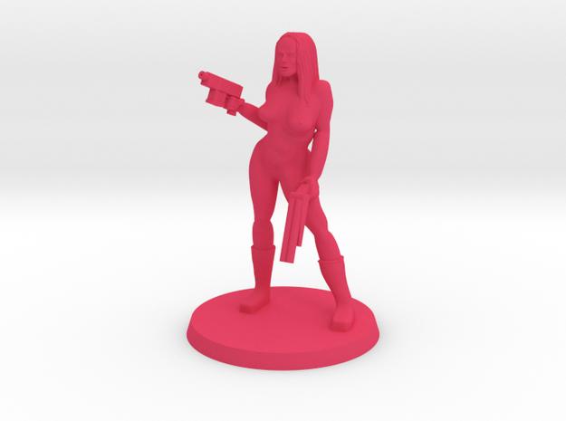 NSFW Katrina Doll  in Pink Processed Versatile Plastic