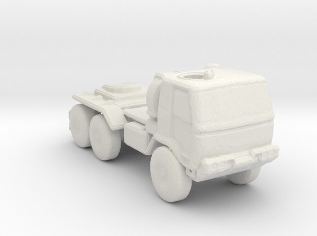 M1088 Tractor 1:220 scale in White Natural Versatile Plastic