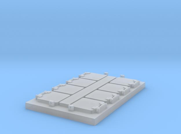 1/144 scale Burke VLS system