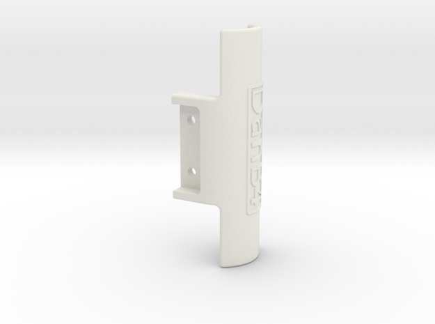 OT-93 Dan B4 in White Natural Versatile Plastic