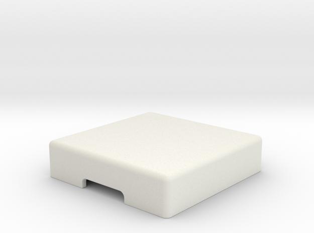 Ikea BESTA screw cover in White Natural Versatile Plastic