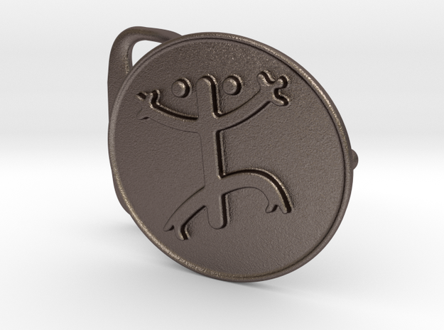 Coqui Belt Buckle in Stainless Steel