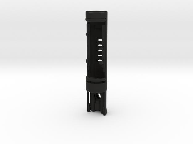 I.S.D.C. Starwalker Prizm 5.1 Recharge Pt. Chassis in Black Natural Versatile Plastic