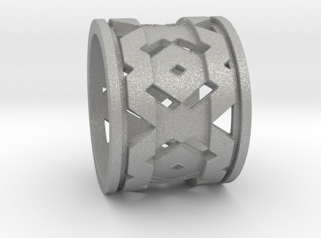 Urban Ring in Aluminum: Medium