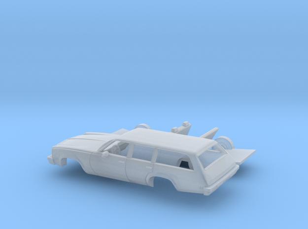 1/87 1976/77 Chevrolet Chevelle Station Wagon Kit