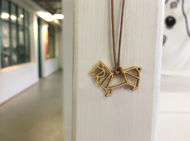 Adorable Corgi Pendant