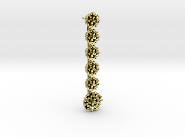 Frida Earrings in 18k Gold Plated