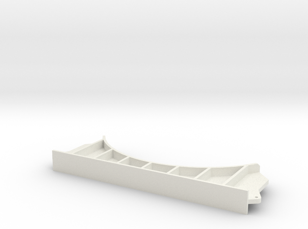 ycc reactor support in White Natural Versatile Plastic