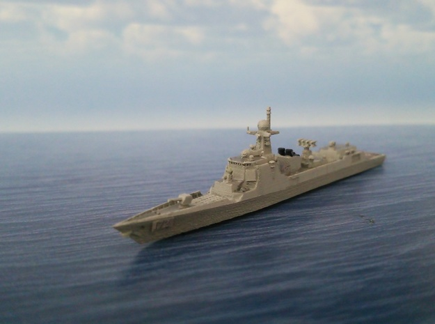 1/2000 CNS Kunming  in Smooth Fine Detail Plastic