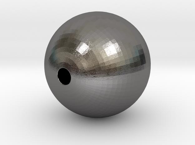 basic pearl in Polished Nickel Steel