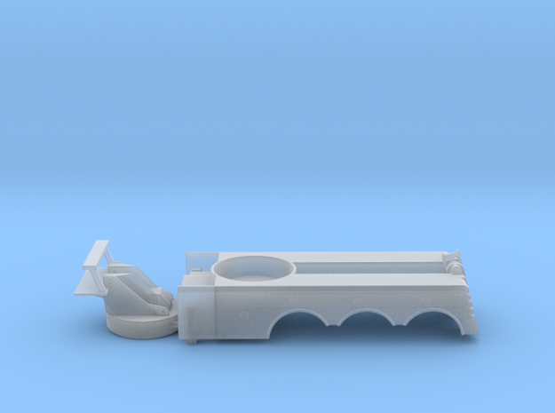 1/64 Rotator - Main Body / Turret  in Frosted Ultra Detail