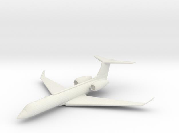 Gulfstream G500 in White Strong & Flexible
