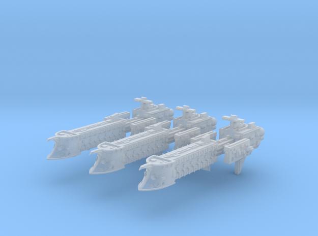 Falchion Escort Frigates