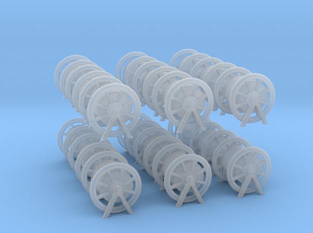 1/200 Rope Barrel Small Set x18