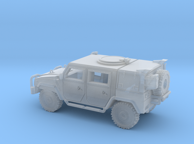 IVECO-Lince-100-proto-01 in Smooth Fine Detail Plastic