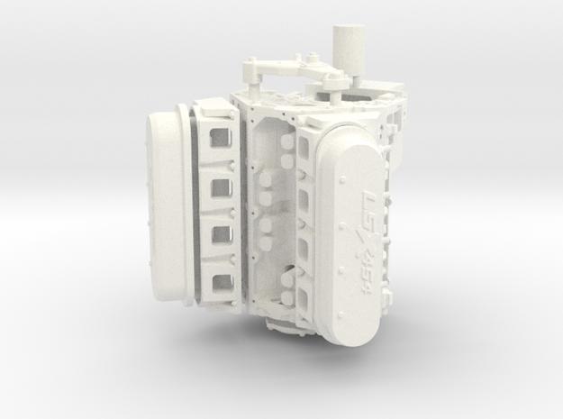 Ls3 1/12 engine