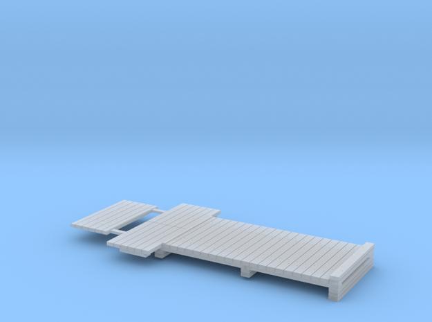 HO NSWGR Standard Sleeper Take-Off in Smooth Fine Detail Plastic
