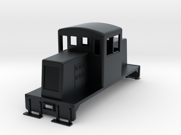 On30 44t conversion body 3 in Black Hi-Def Acrylate