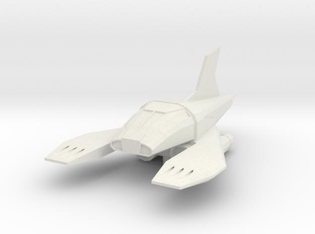 Hutt Phoebos class Light-observer  in White Natural Versatile Plastic