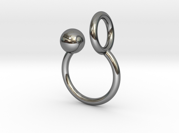 Ball HOOP Ring