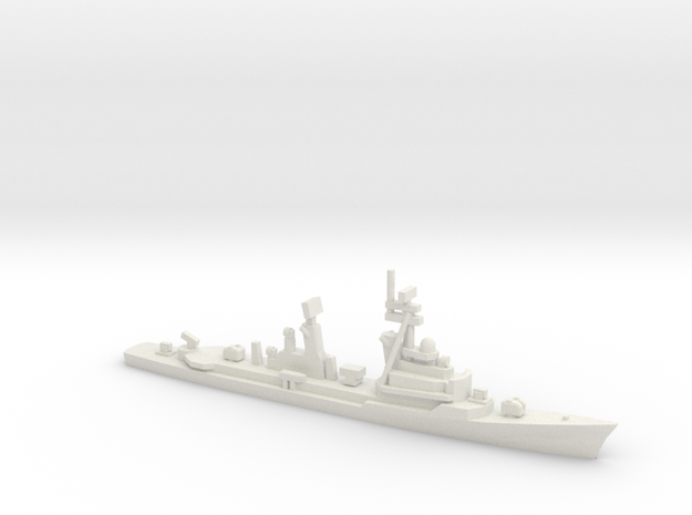 Lütjens-class destroyer (1995), 1/1800