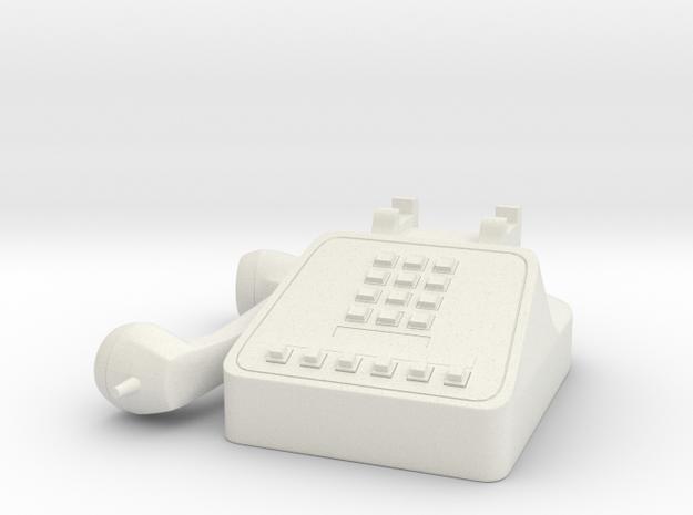 Miniature Telephone 1/6 Retro 80's 90's