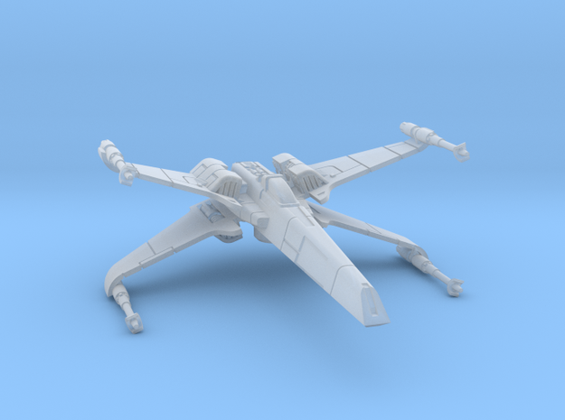 1/270 T-85 X-wing Fighter in Frosted Ultra Detail