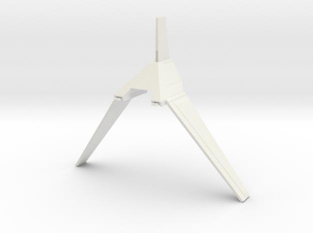 Krennic Shuttle - Extended  in White Natural Versatile Plastic