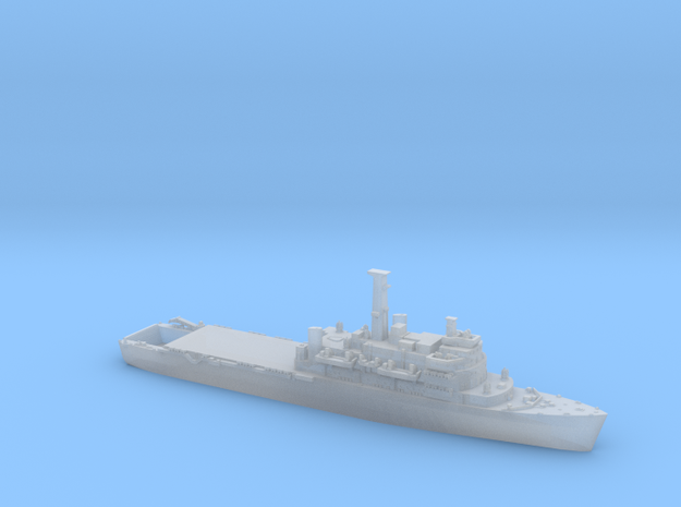 1/1800 HMS Fearless in Frosted Ultra Detail