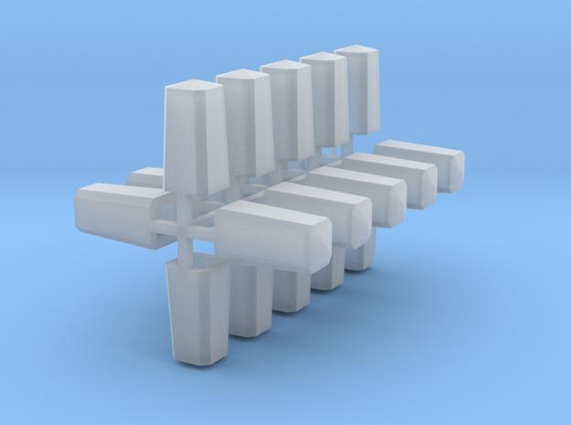 Meilenstein 20er Set 1:120 TT in Smooth Fine Detail Plastic