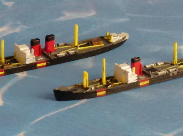 "German Auxiliary Cruiser HSK ""Widder"" 1/2400 3d printed Add a caption..."