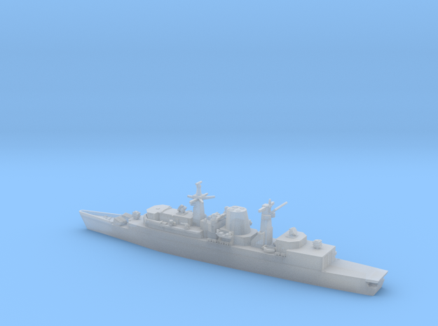 1/1800 HMS Brilliant in Frosted Ultra Detail