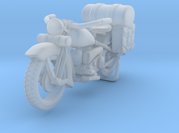 Outlaw Harley Davidson 1:120 TT in Smooth Fine Detail Plastic