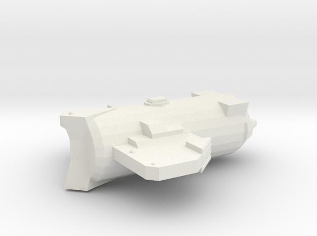 3125 Scale Probr Bronze Destroyer (DD) MGL in White Natural Versatile Plastic