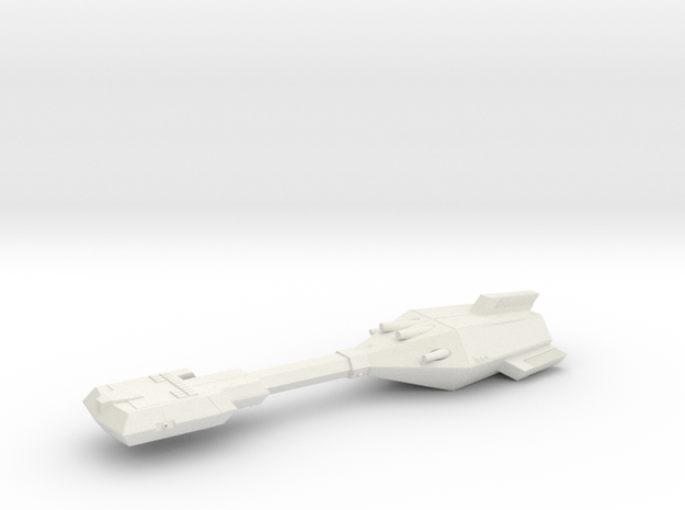 3125 Scale Trobrin Command Cruiser (CC) MGL in White Strong & Flexible