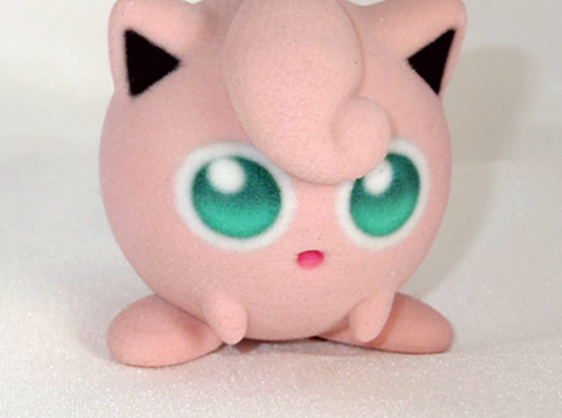 Good Night with JigglyPuff - 41mm in Full Color Sandstone