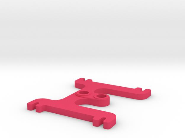 H BAT 3.0 in Pink Processed Versatile Plastic