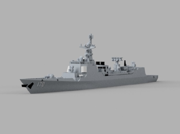 1/1800 CNS Lanzhou in Smooth Fine Detail Plastic