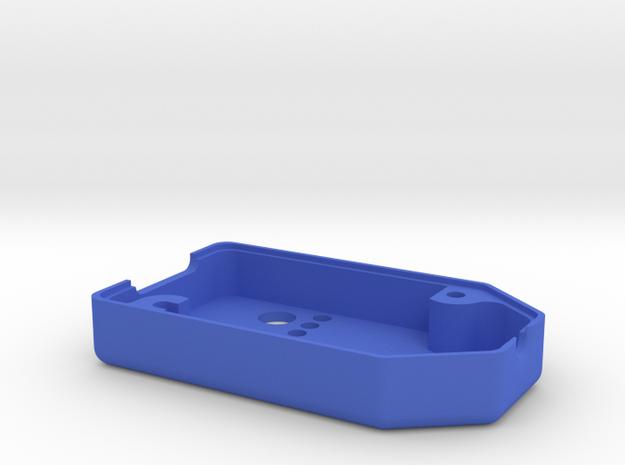 Autofire Unit Gehäuse-Oben in Blue Processed Versatile Plastic