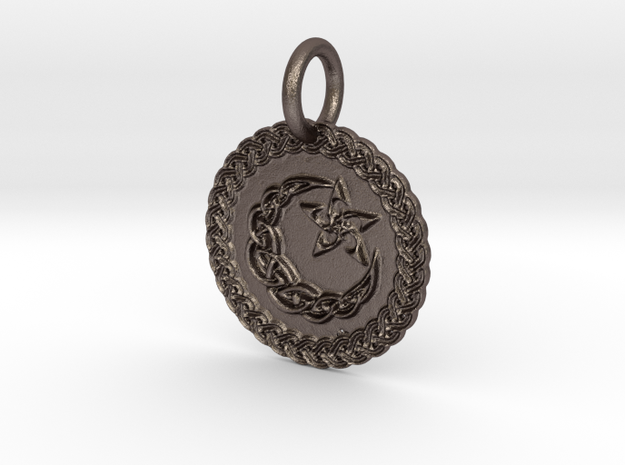 Nytemyre Pendant in Stainless Steel