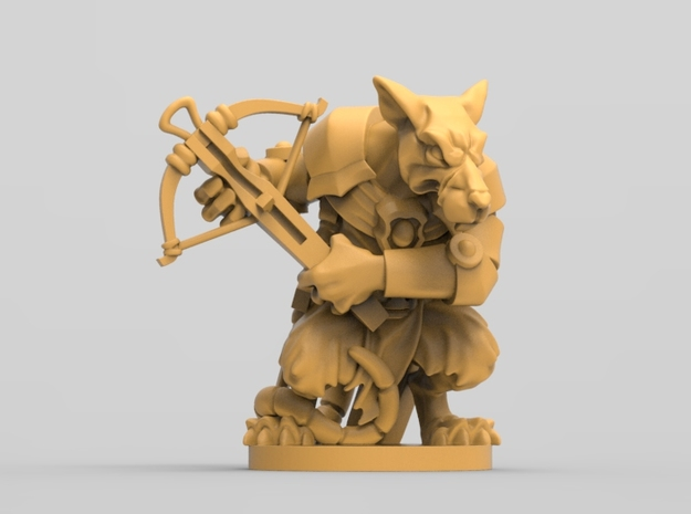Elite Rat 3 - Mice and mystics in White Natural Versatile Plastic