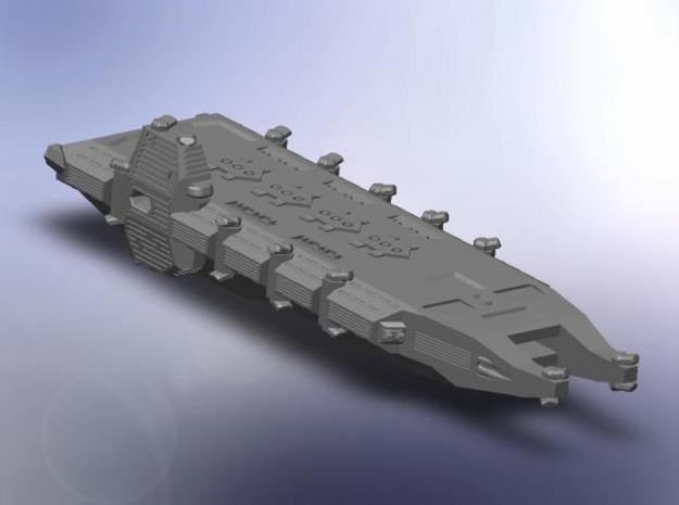 Pompay_OYA Dreadnaught 3d printed Description