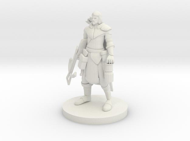 Human Male Ranger - Crossbow